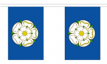 YORKSHIRE BUNTING - 18 METRES 30 FLAGS